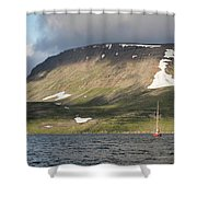 Iceland 18 Shower Curtain