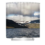 Iceland 19 Shower Curtain