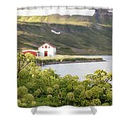 Iceland 20 Shower Curtain