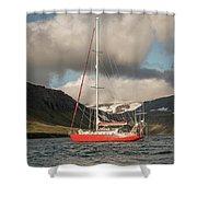 Iceland 30 Shower Curtain