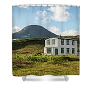 Iceland 32 Shower Curtain