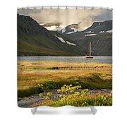 Iceland 33 Shower Curtain