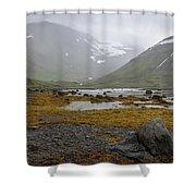 Iceland 36 Shower Curtain