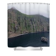 Iceland 6 Shower Curtain