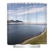 Iceland 7 Shower Curtain