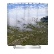 Iceland 9 Shower Curtain