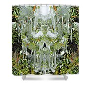 Icicle Shower Curtain