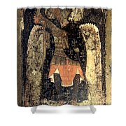 Icon: Assumption Cathedral Shower Curtain