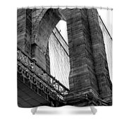 Iconic Arches Shower Curtain