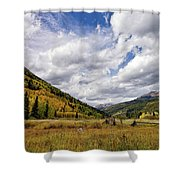 Iconic Colorado Shower Curtain