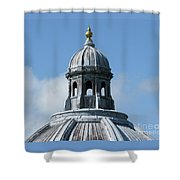 Iconic Dome Shower Curtain