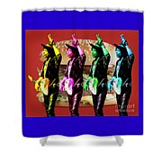 Iconic Experience Shower Curtain