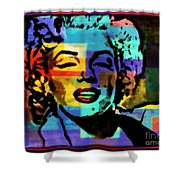 Iconic Marilyn Shower Curtain