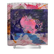 Iconoclasm 4 Shower Curtain