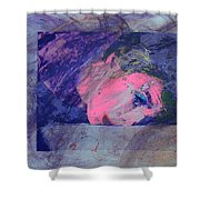 Iconoclasm Shower Curtain