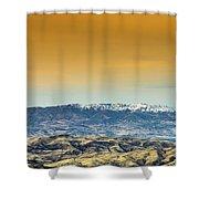 Idaho Landscape No. 2 Shower Curtain