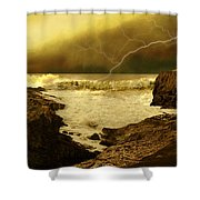 Ides Of March Shower Curtain