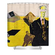 Idolatry Shower Curtain