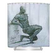 Idrium Shower Curtain