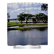 Charleston South Carolina Shower Curtain