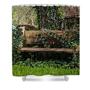 If I Could Tell A Story Shower Curtain