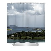 If I Win The Lotto Shower Curtain