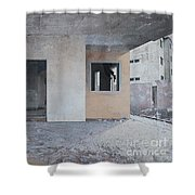 If You Are Lost , I ' Ll Search For You. Shower Curtain
