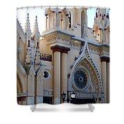 Iglesia De Caracas Shower Curtain