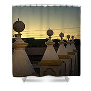 Iglesia San Andres Apostol - Apaneca 16 Shower Curtain