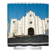 Iglesia San Andres Apostol - Apaneca 2 Shower Curtain
