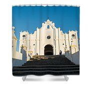 Iglesia San Andres Apostol - Apaneca 4 Shower Curtain