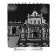Iglesia San Francisco - Antigua Guatemala II Shower Curtain