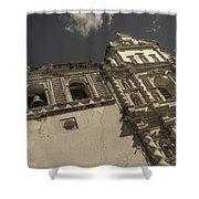 Iglesia San Francisco - Antigua Guatemala Xii Shower Curtain