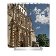 Iglesia San Francisco - Antigua Guatemala Xiii Shower Curtain