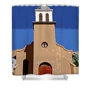 Iglesia San Jose 1922 Shower Curtain