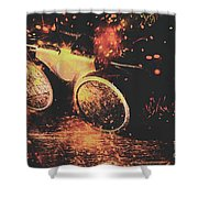 Ignite And Inspire Shower Curtain