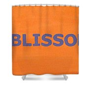 Ignorblissorance Shower Curtain