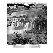 Iguazu Falls Vii Shower Curtain