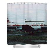 Il-14 Shower Curtain