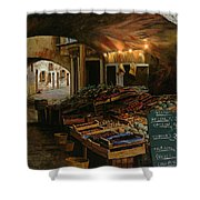 Il Mercato Francese Shower Curtain