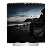 Freddie Gilfroy - Scarborough North Bay Shower Curtain