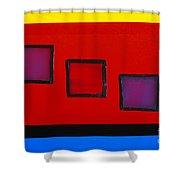 Illuminations 2 Shower Curtain