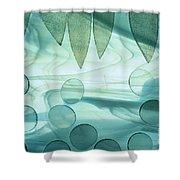 Illuminations 71 Shower Curtain
