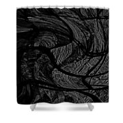 Illusion 005 Shower Curtain