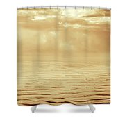 Illusion Never Changed Into Something Real Shower Curtain