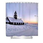 Ilulissat - Greenland Shower Curtain