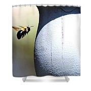 Ima Bee Shower Curtain