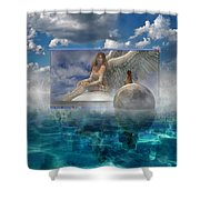 Image Shower Curtain