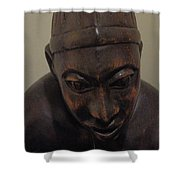Image Of Africa Shower Curtain