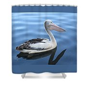 Image Of Peace Shower Curtain